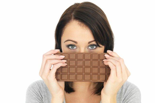 Reach for Forgiveness vs. Chocolate
