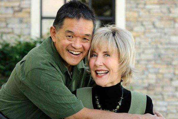 Ken and Joni Eareckson Tada