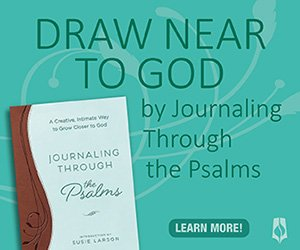Journaling Thru the Psalms