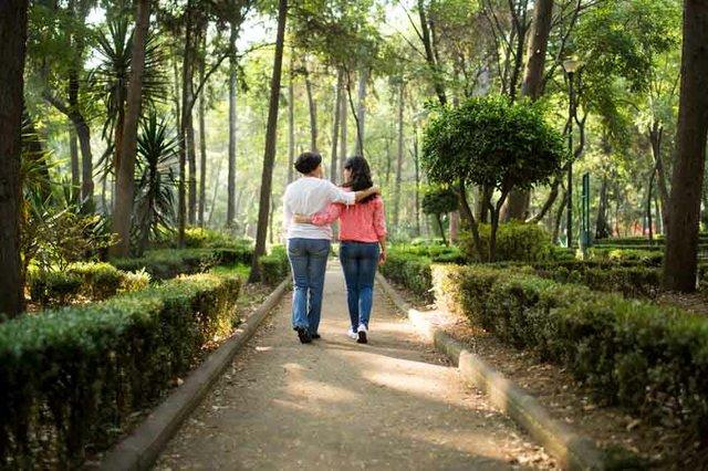 Walking Alongside the Chronically Ill