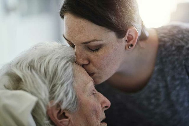 The Ups and Downs of Caregiving