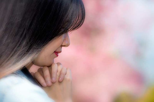 Holy Spirit and Prayer