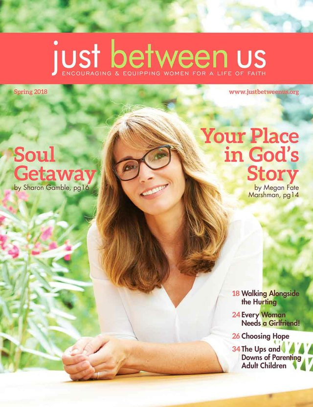 JBU Spring Cover 2018