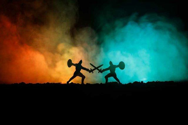Spiritual Warfare a War Against the Soul