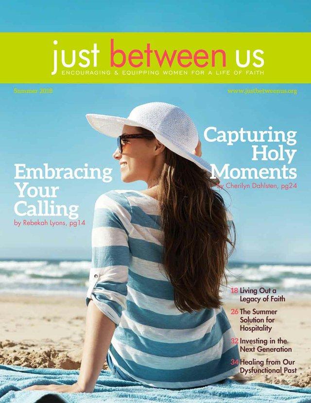JBU Summer Cover 2018