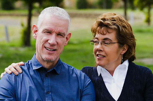 Susy and Jerry McNally