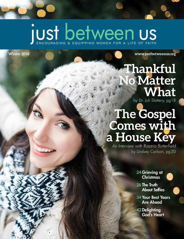 JBU Winter 2018 Cover