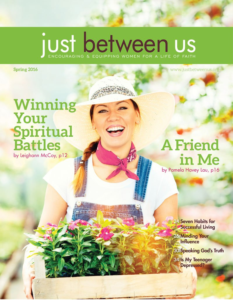 JBU Magazine Volume 26 No. 2 Just Between Us