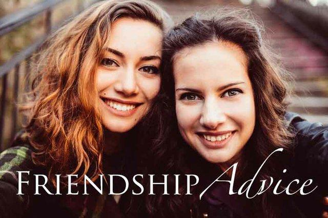 Friendship Advice