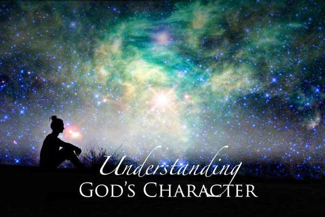 Understanding God's Character