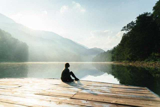 Be Still and Listen | Meeting God in the Pain of Divorce