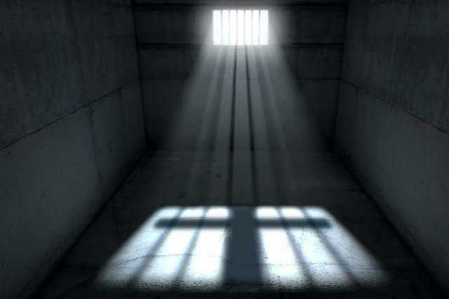 God in the Prisons