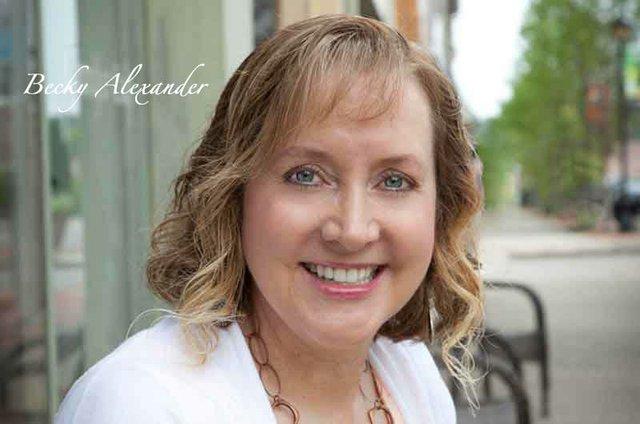 Becky Alexander