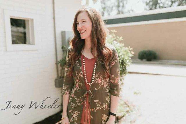 Count on It | Jenny Wheeler
