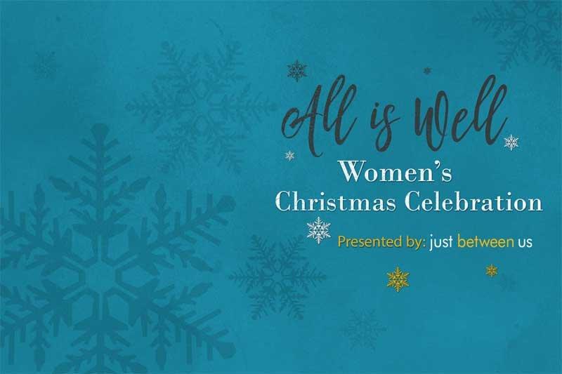 All is Well Christmas Event | JBU 2019 Display