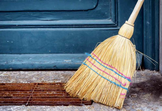 A Sweep of Gratitude