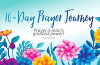 10 Day Prayer Journey