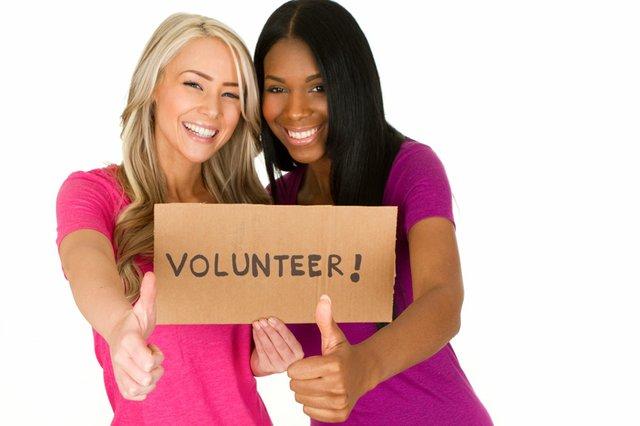 Motivating Volunteers