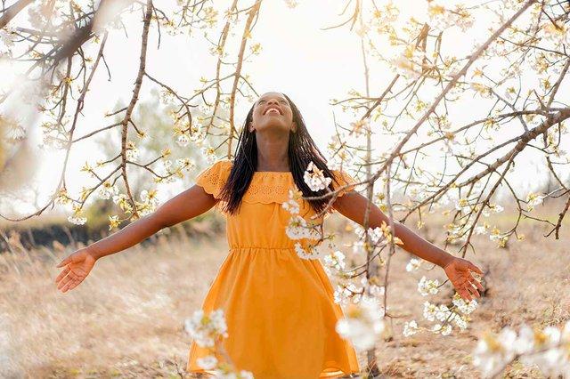 Amazed in God's Presence