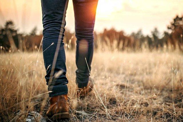 A Walking Miracle