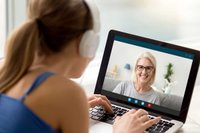 Virtual Meetings with the Grandkids