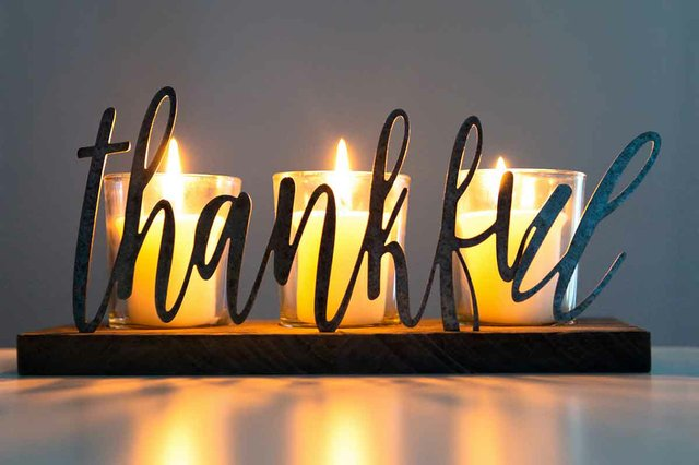Thankful No Matter What