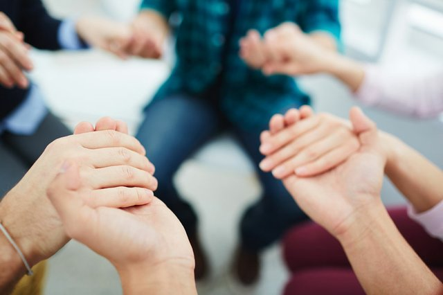 Praying Church Groups