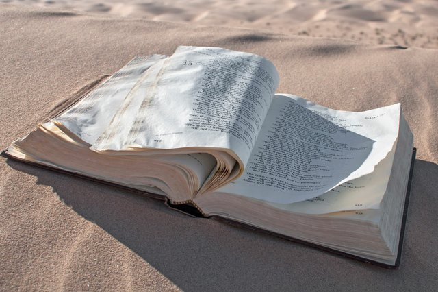 Lessons in the Desert