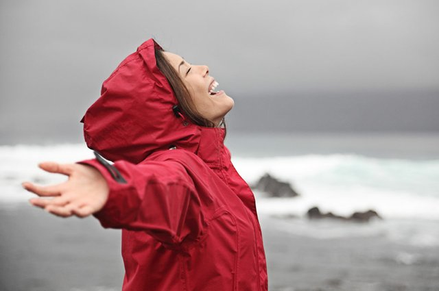 Joy in the Storm