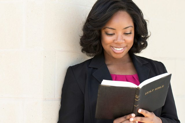 Becoming a Woman of the Word