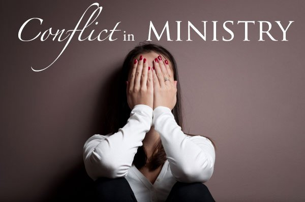 Conflict in Ministry