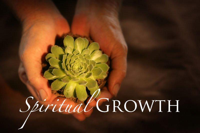 Spiritual Growth Just Between Us