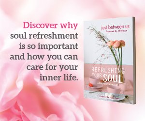 JBU Book Refreshing Your Soul