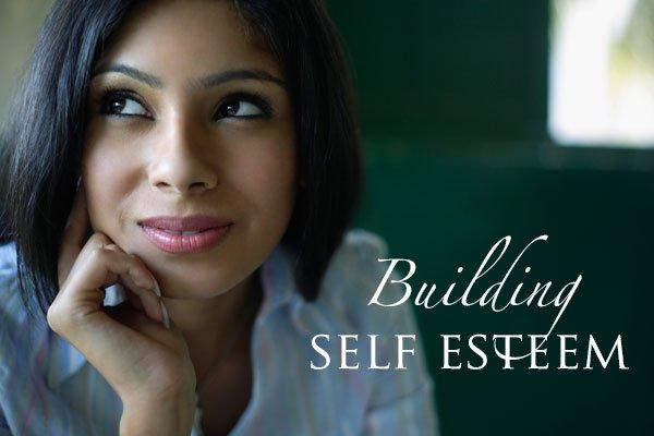 How to improve my wifes self esteem