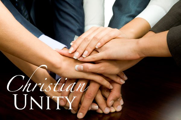 Christian Unity Just Between Us