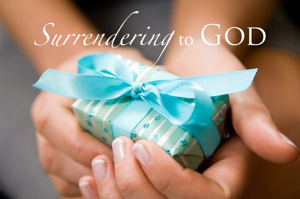 Surrendering-to-God