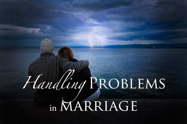 Managing Marriage Problems