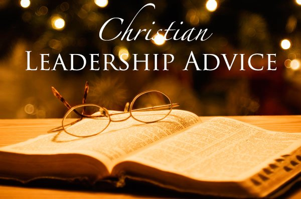 Becoming a Strong Christian Leader