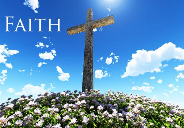 Christian Faith Just Between Us