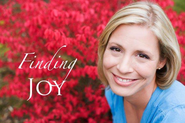 The Secret to Finding Joy