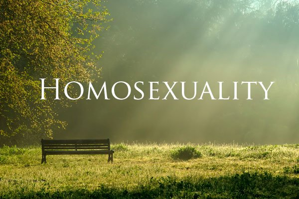 Out in nature homosexual