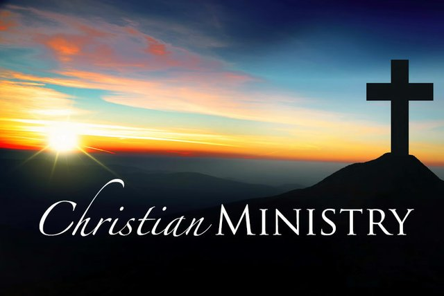 christian ministry just between us